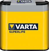 Элемент питания Varta 2012.101.301 Superlife /3R12 (арт. 17522)