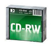 К/Д Data Standard Cd-Rw80/700Mb 12X 10 Slim (Цена За Диск) (арт. 185710)